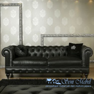 Sofa Model Vintage Mewah