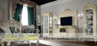 set living room mebel jati jepara
