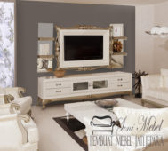 Set Living Room Mewah