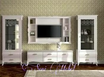 set buffet tv seri modern